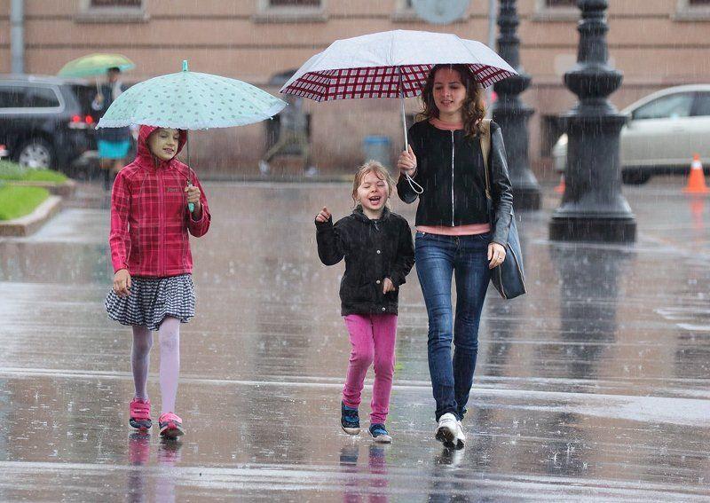 Когда дождик в радостьphoto preview