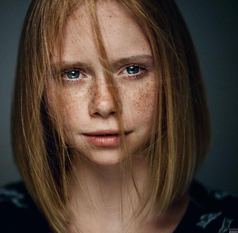 булавина,  портрет Полинаphoto preview