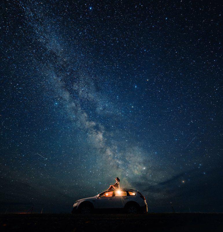 Романтика ночных дорогphoto preview