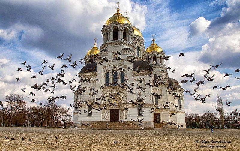 Новочеркасск.кафедральный собор Войска Донского.photo preview