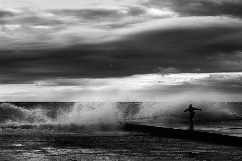 Навстречу штормуphoto preview