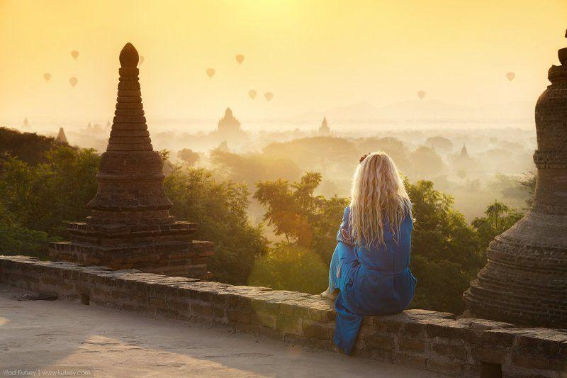 бирма, баган, рассвет, новыйдень, модель, храм, пагода, мьянма, шары, воздушныешары, солнце, лето, тепло, burma, myanmar, sunrise, model, posing, pagoda, temple, asia, азия Magicphoto preview