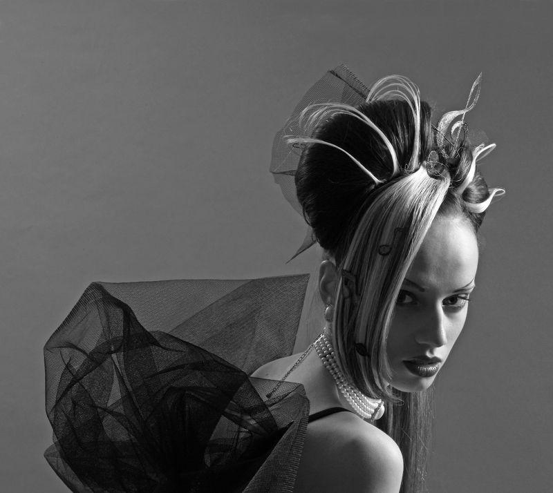portrait,girl.b&w,образ,музыка,портрет, девушка, Музыкальный образphoto preview