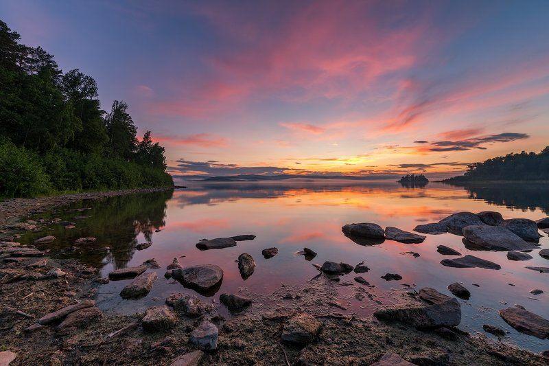 Закаты Большого Кисегача. Часть 2photo preview