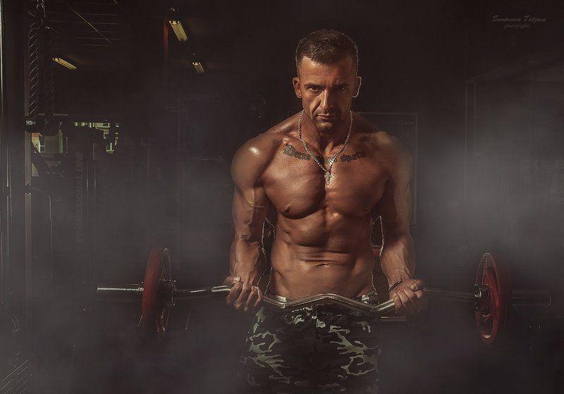 спорт, атлет, фигура, мышцы Атлетphoto preview