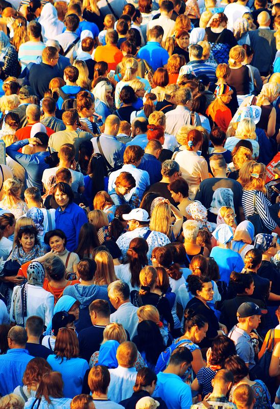 толпа,люди, -photo preview