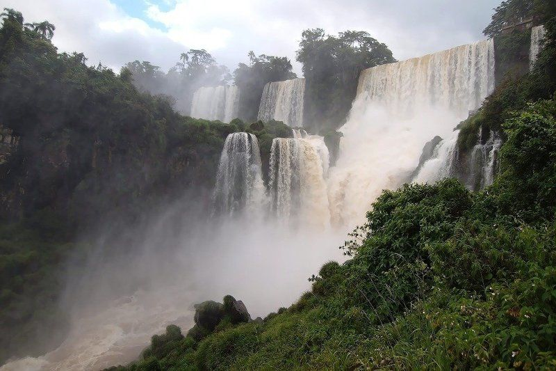 водопад, поток, вода ~100дБphoto preview