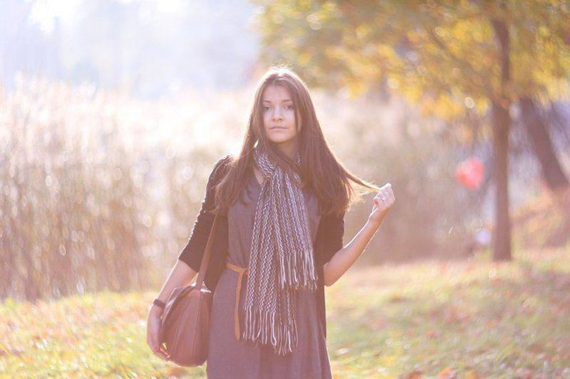 осень, тепло her last day of warmthphoto preview
