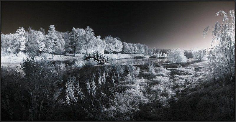 ик, панорма Рассвет на планете Земляphoto preview