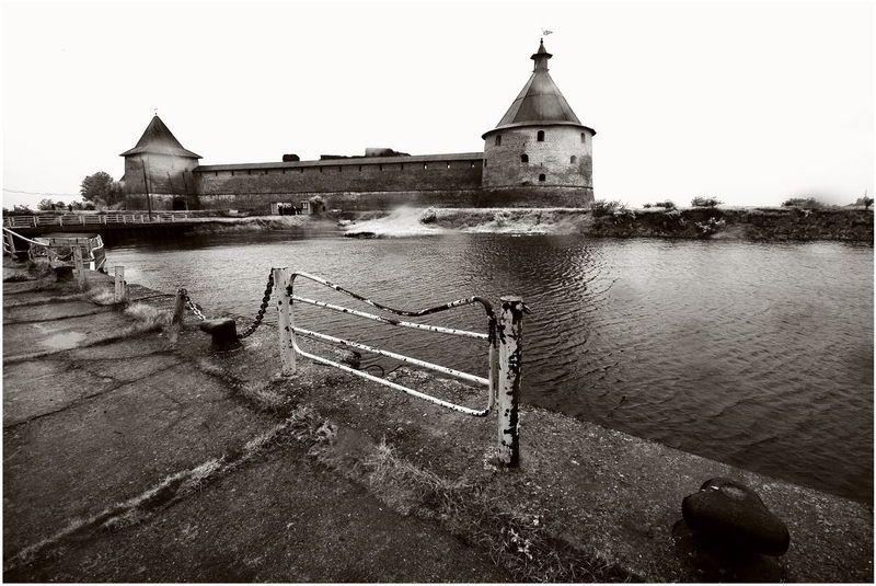 крепость орешек, шлиссельбург Орешекphoto preview