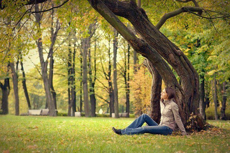 осень, природа, портрет, 50mm 1.4 ***photo preview