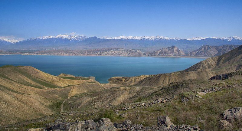 Тогтогульское водохранилище. Кыргызстанphoto preview