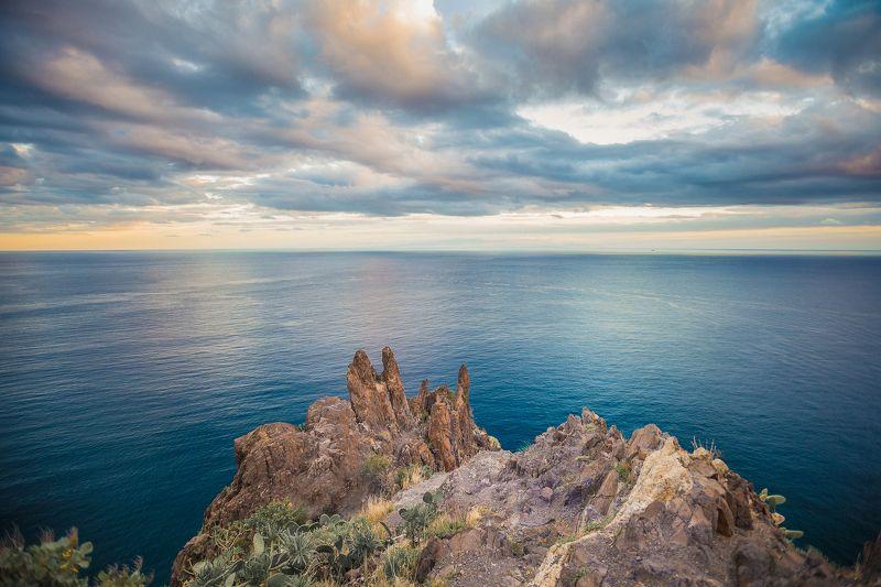 пейзаж, тенерифе, океан, атлантика, остров, путешествие Атлантикаphoto preview