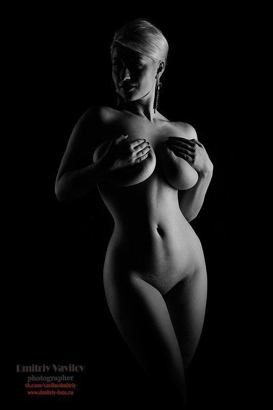 ню, эротика, art_vavilov, nude, ero Контурыphoto preview