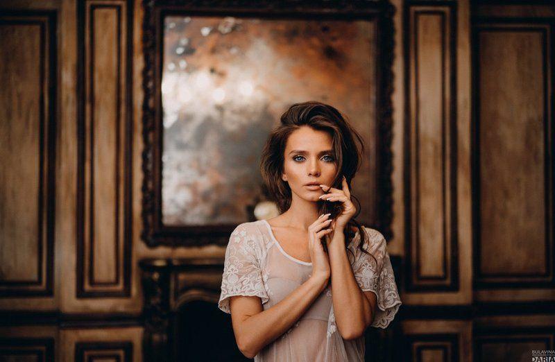 булавина, портрет, студия, фотостудия, интерьер Кристинаphoto preview