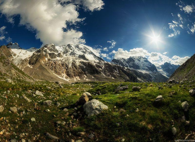 адыр-су Ледники Адыр-Суphoto preview