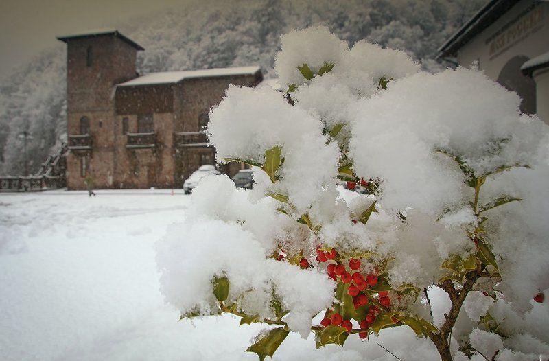 снег Невесомый снег.photo preview