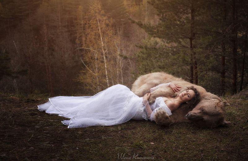 медведь, степан В обнимку с мишкойphoto preview