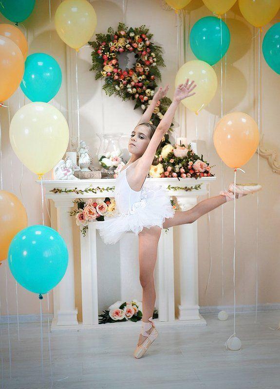 Балерина....photo preview