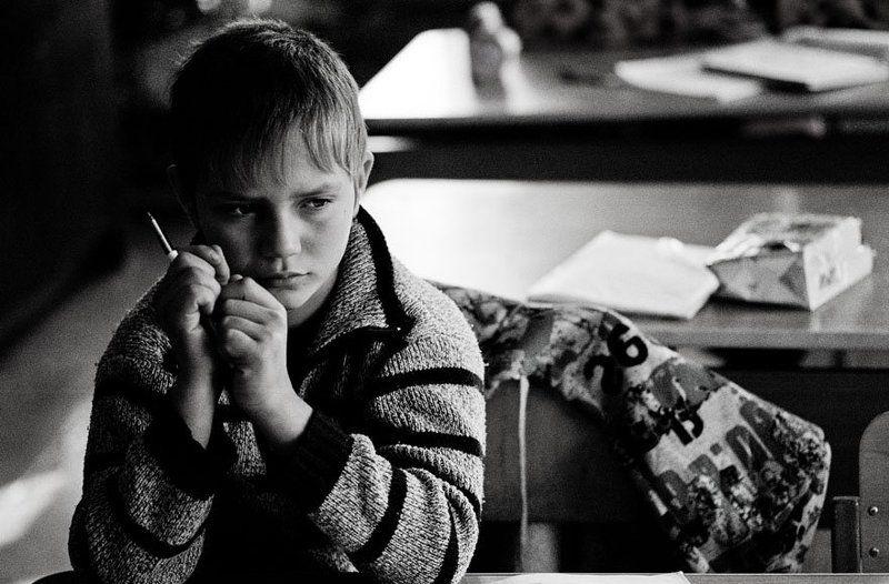 село, школа, школьник, 5 класс, kodak Портрет школьникаphoto preview