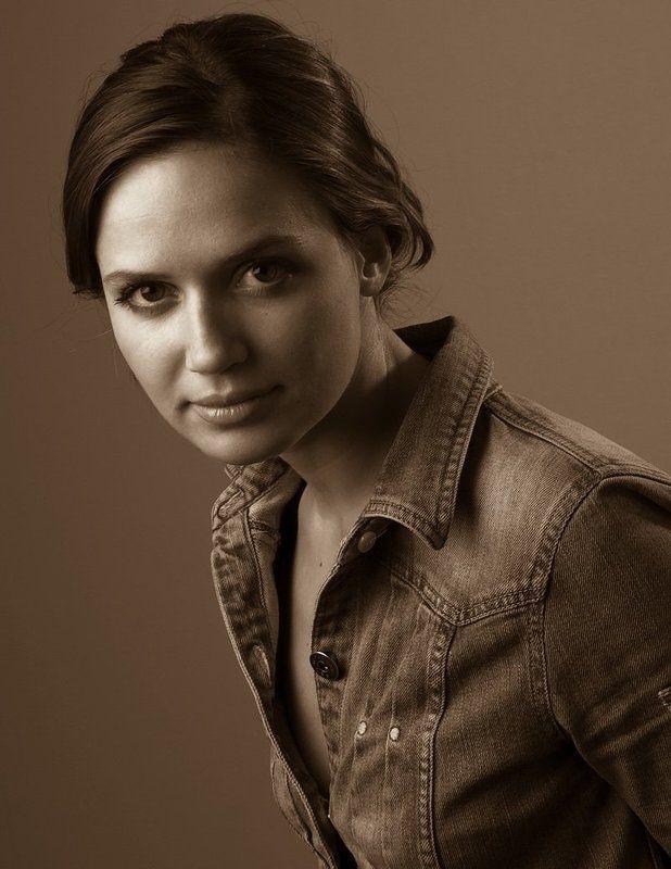 девушка, взгляд, карина Каринаphoto preview