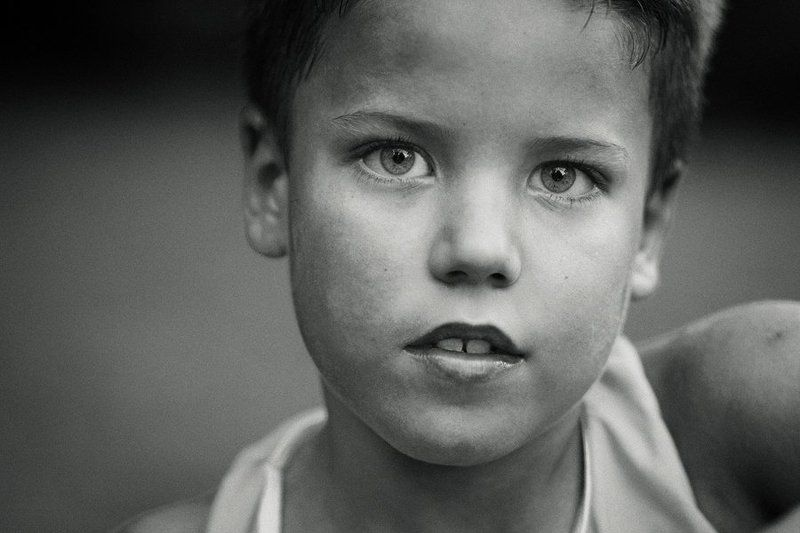 portrait, children photo preview
