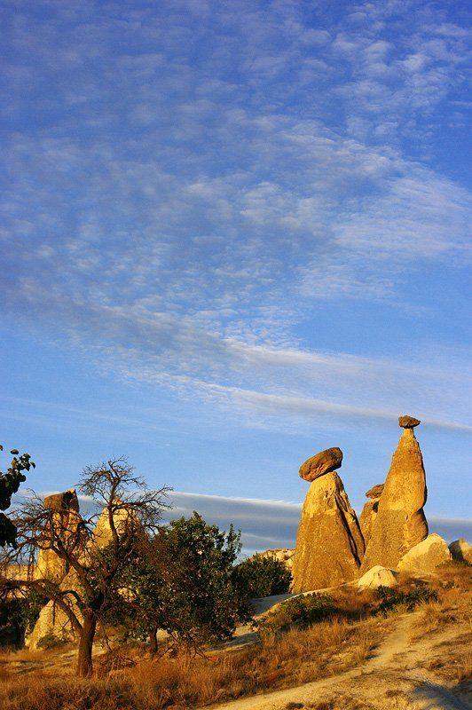 каппадокия В долине Учхисараphoto preview