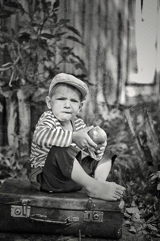 Детство босоногое...photo preview
