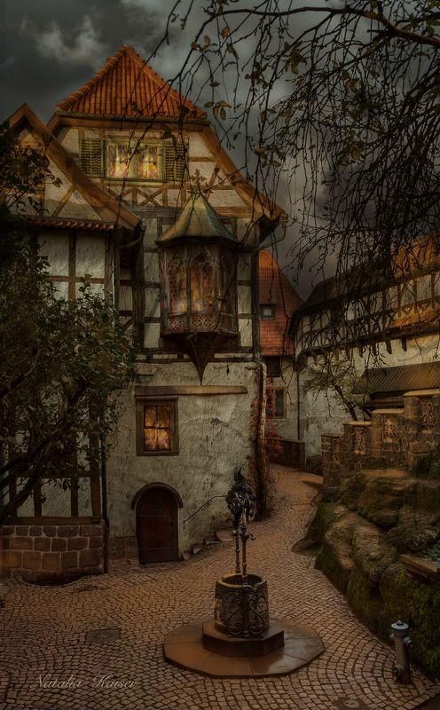 замок Wartburg...photo preview