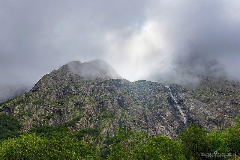 north ossetia-alania, ossetia, северная осетия-алания, северная осетия, зейгалан, мидаграбин, даргавс, пейзаж Midagrabinphoto preview
