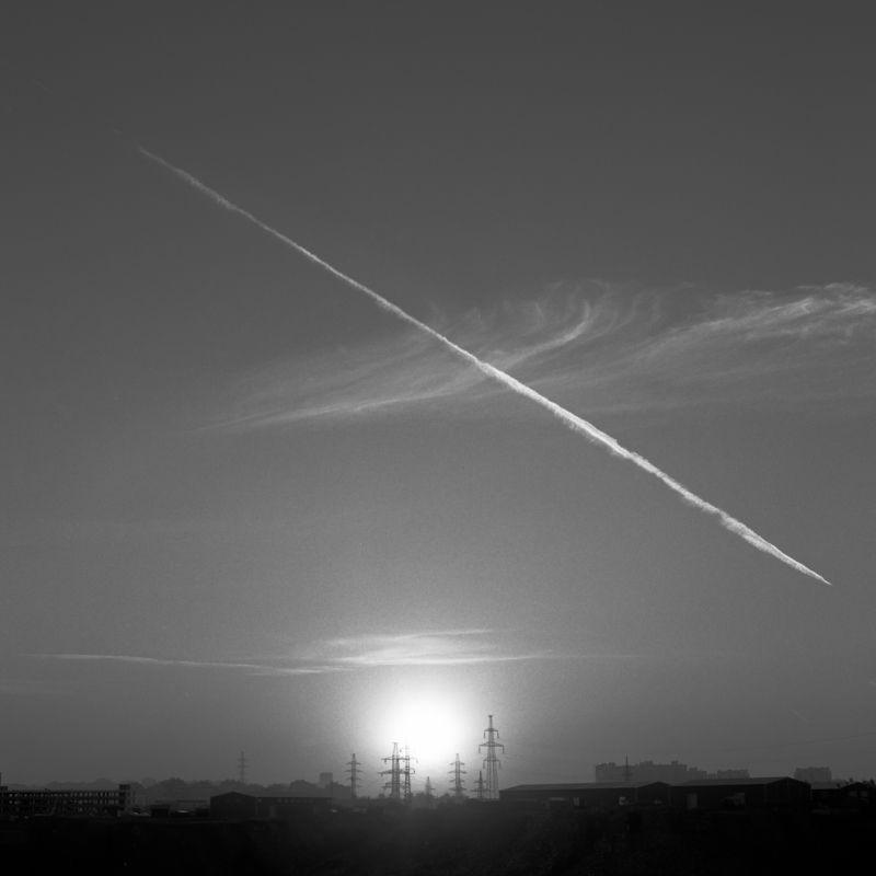 рассвет. утро. небо. \