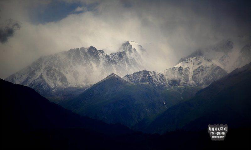Tuyuk-su, Kazakhstanphoto preview