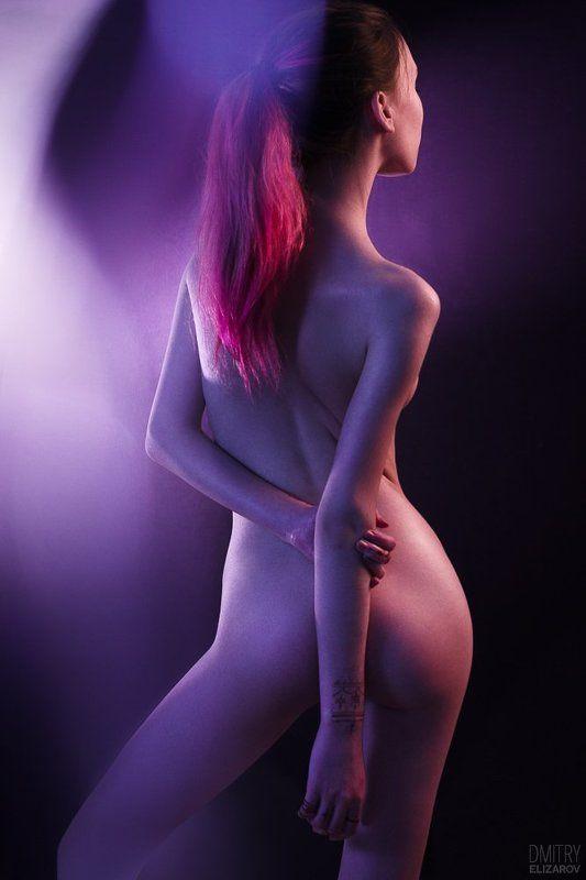 Neon fox #3photo preview