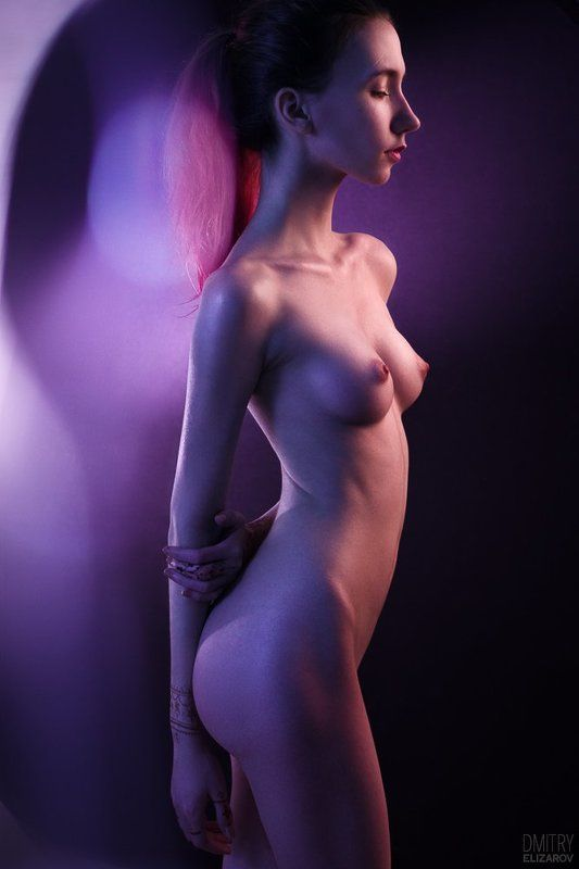 Neon fox #2photo preview