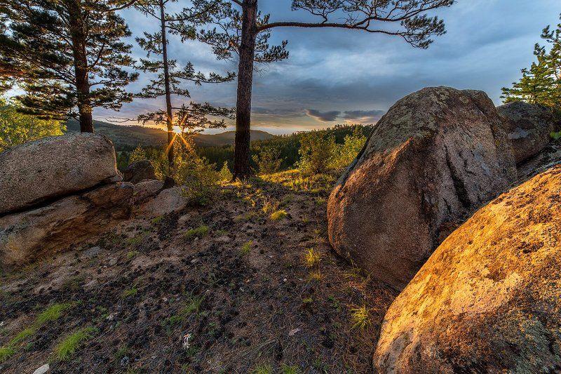 Прогулка на каменный карьерphoto preview