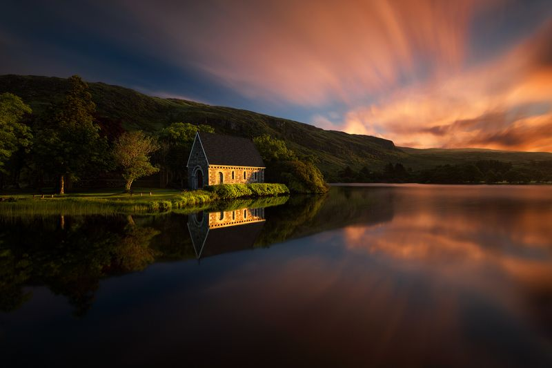 Gougane Barra...photo preview
