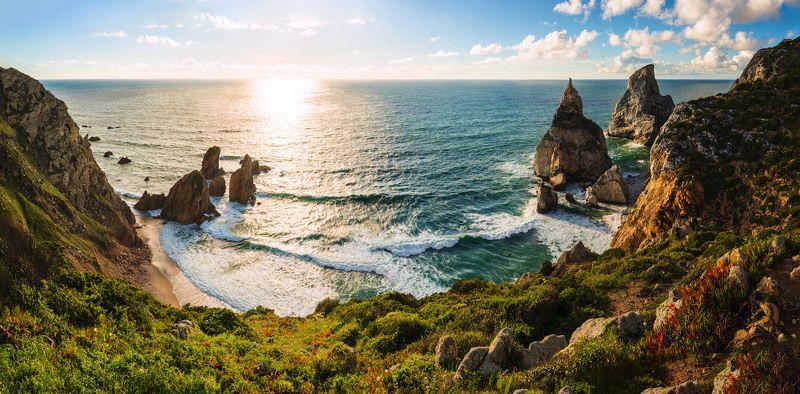 португалия, пляж, урса Пляж Урсаphoto preview
