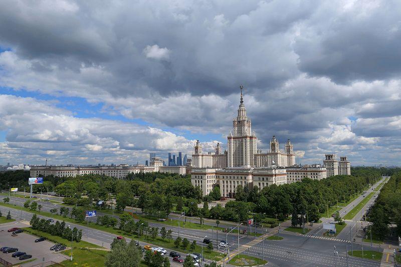 мгу, облака, панорама Облачный атласphoto preview