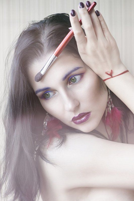модель, портрет, визажист, визаж, makeup, make-up, девушка, женщина, beauty Makeup magicphoto preview