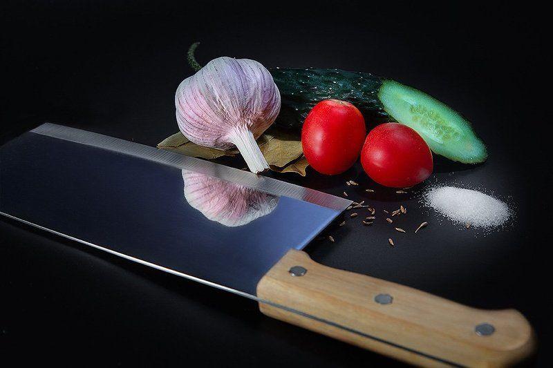 knife, china, alt, Китайский классический кухонный ножphoto preview