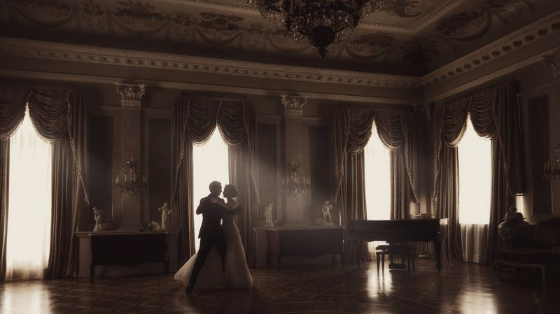 first wedding dance, film, story, morozovka First Dancephoto preview