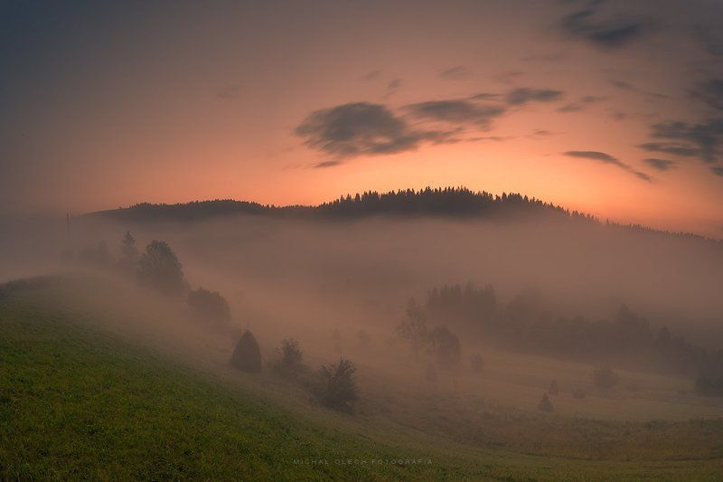 ukraine, mountains, горы, украина Misty morningphoto preview
