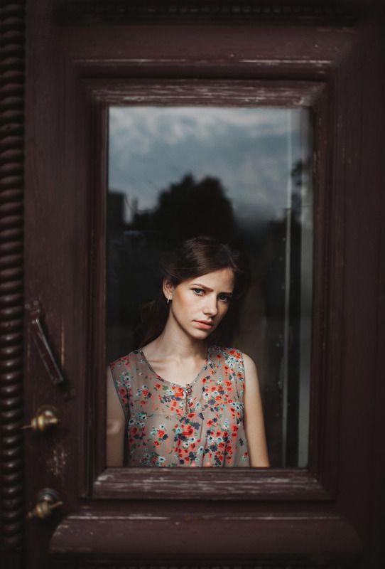 portrait, girl, people, beautiful, natural light, Colour, Minsk Dianaphoto preview