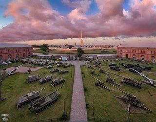 Петропавловская крепость, Кронверкский проток