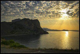 Крымские утренние... часть 1...