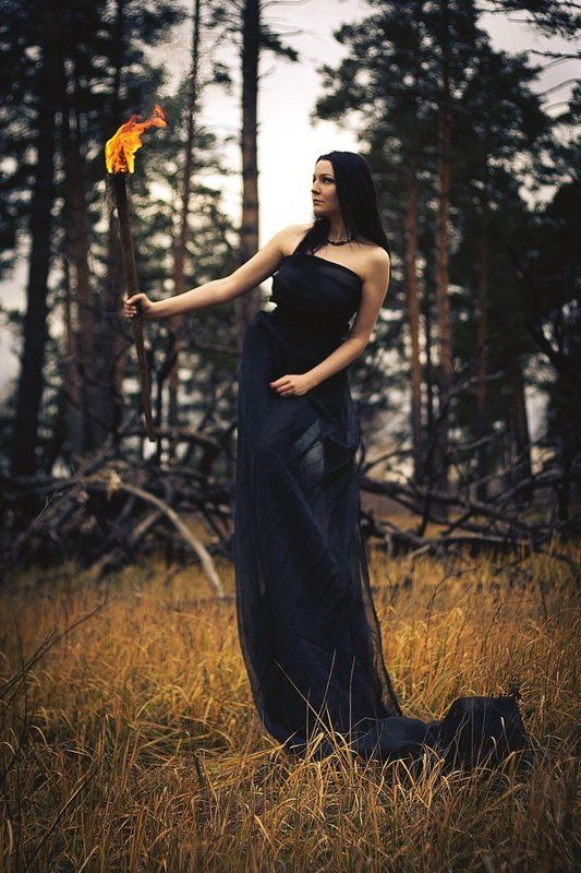 Torch and Darknessphoto preview