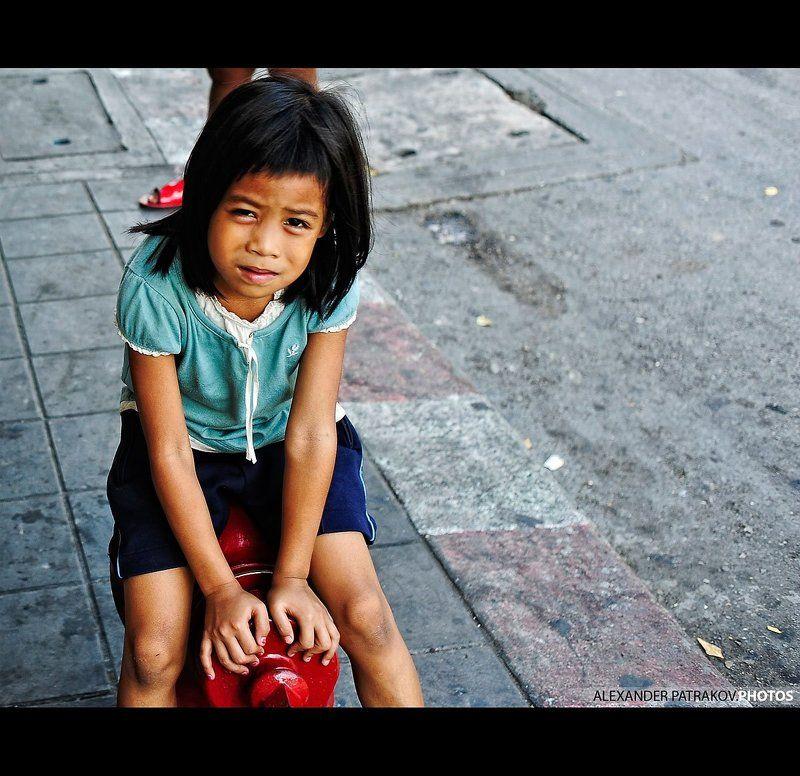 дети, бангкок, азия ***photo preview