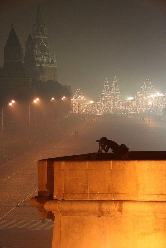 коллега, город, москва, фотограф, кремль Коллегаphoto preview