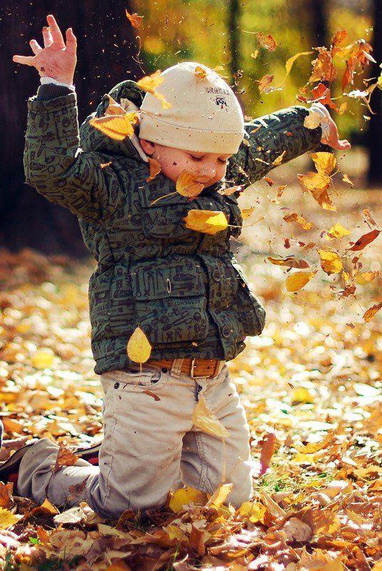 happy, autumn photo preview