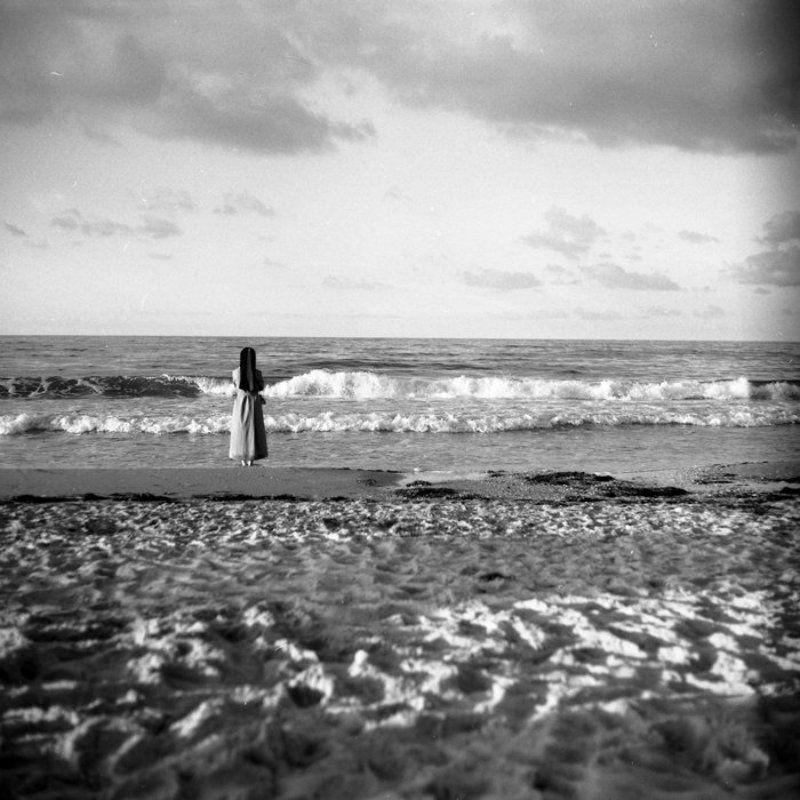 __Монахиня и Море Спокойствия__photo preview
